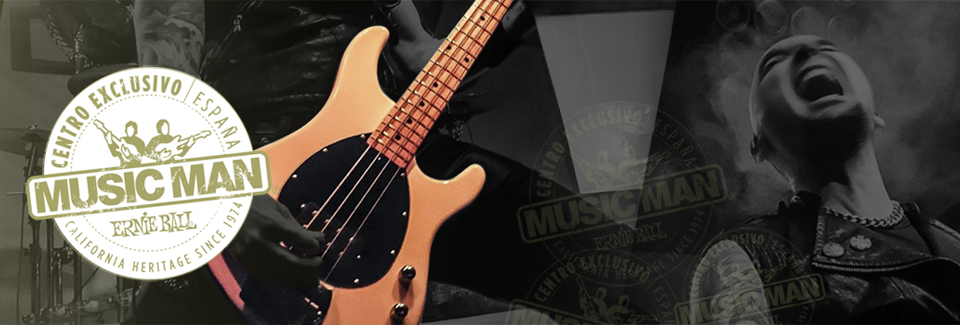 Musicman Official Dealer